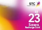 Sawa Recharge Card SR 20