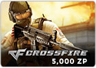 CrossFire card - 5000 ZP
