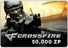 CrossFire card - 50000 ZP