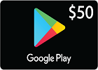 Google Play Gift Card $50 (US Store)