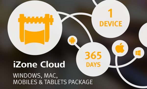 One year subscription for one device, can be used on Windows, Mac, Android phones & Tablets