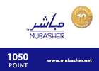 Mubasher Recharge Card 6 month subscription - Saudi Arabia