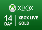 Xbox Live Gold- 14 Days