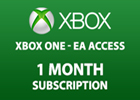 Xbox One - EA Access 1 Month Subscription