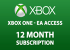 Xbox One - EA Access 12 Months Subscription