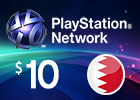 PlayStation Network - $10 PSN Card (Bahraini Store)