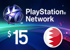 PlayStation Network - $15 PSN Card (Bahraini Store)