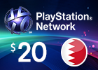 PlayStation Network - $20 PSN Card (Bahraini Store)