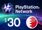 PlayStation Network - $30 PSN Card (Bahraini Store)
