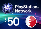 PlayStation Network - $50 PSN Card (Bahraini Store)