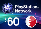 PlayStation Network - $60 PSN Card (Bahraini Store)