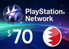 PlayStation Network - $70 PSN Card (Bahraini Store)