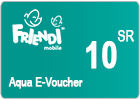 FRiENDi Aqua Voucher SR 10