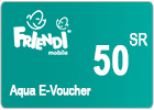 FRiENDi Aqua Voucher SR 50