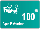 FRiENDi Aqua Voucher SR 100