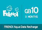 FRiENDi Aqua GB 10- 3 months