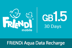 FRiENDi Aqua GB 1.5