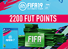 FIFA 19 Ultimate Team 2200 Points (Saudi Store)