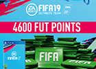 FIFA 19 Ultimate Team 4600 Points (Saudi Store)