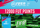 FIFA 19 Ultimate Team 12000 Points (Saudi Store)