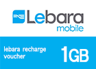 Lebara Data 1 GB for 1Month