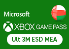 Microsoft Xbox Live - 3 Months (Oman Store)