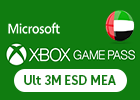 Microsoft Xbox Live - 3 Months (UAE Store)