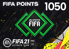 FIFA 21 1050 Points Pack (Saudi Store)