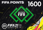 FIFA 21 1600 Points Pack (Saudi Store)