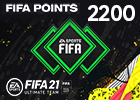 FIFA 21 2200 Points Pack (Saudi Store)